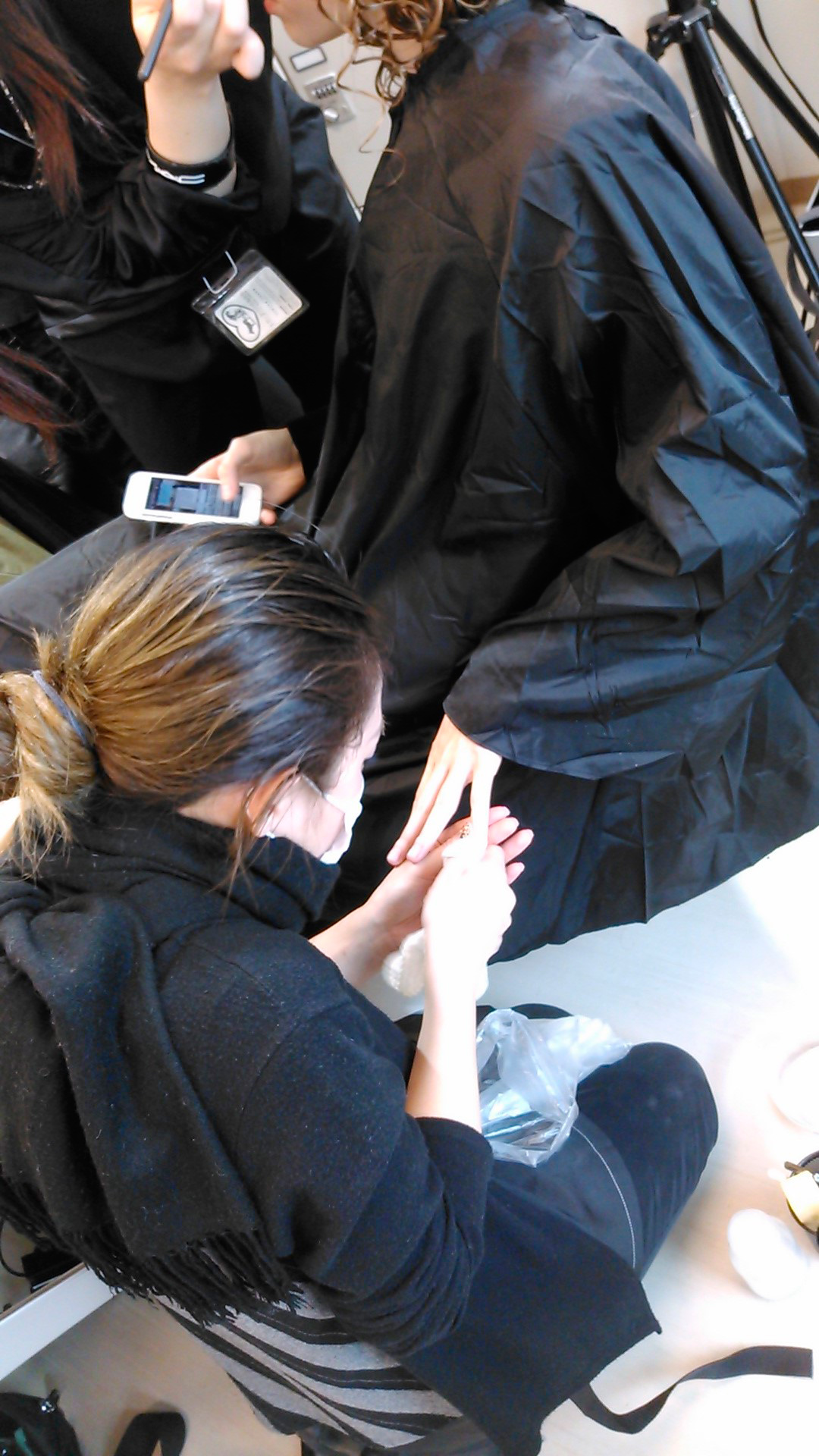 IN-PROCESS BY HALL OHARA AUTUMN WINTER 2014/15